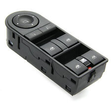 NEW Electric Power Window Master Control Switch For Vauxhall Opel Astra H Zafira
