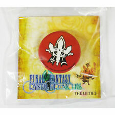 Final Fantasy Crystal Chronicles The Lilties Red Pin Nintendo Gamecube Promotion