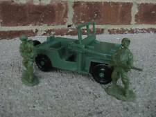 MPC WWII US Army Jeep Vehicle 60MM Toy Soldier
