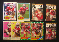 2013 49ERS 50 Card Lot w/ TOPPS ARCHIVES TEAM SET 27 Week 1 Players (3) '13 RC