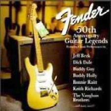 Various Artists, Fender 50th Anniversary Guitar Legends, Excellent