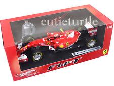 Hot Wheels 2014 Ferrari Formula F 1 F14 T 1:18 F2014 Kimi Raikkonen #7 BLY68