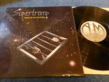SUPERTRAMP - CRIME OF THE CENTURY , A&M 1974 , VG++/VG++ ,LP