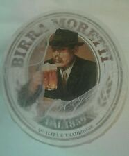 Birra Moretti Beer Coasters pkg of 100 New Oval 4""