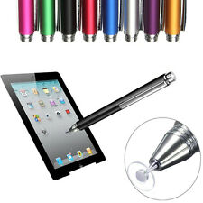 Fine Point Round Thin Tip Capacitive Stylus Pen for iPad 4 3 Air 2 Mini iPhone