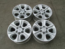 "17"" TOYOTA FJ CRUISER TACOMA 4 RUNNER WHEELS RIMS OEM FACTORY c SILVER"