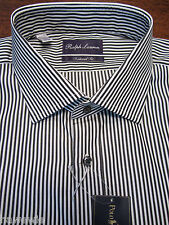 Ralph Lauren purple label ,44 /17,5/XL toller Str.Doppelmanschette - 300€  1181