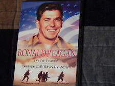 Santa Fe Trail - This Is the Army (DVD, 2014) Ronald Reagan) *NEW* - Free Ship.)
