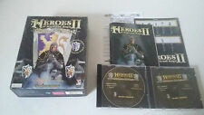 HEROES OF MIGHT AND MAGIC II (2) EDITION DELUXE - PC - JEU PC BIG BOX COMPLET