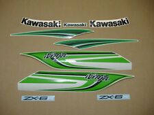 ZX6R 2011 ninja full decals stickers graphics set kit aufkleber autocollant 2012