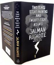 Salman Rushdie, TWO YEARS EIGHT MONTHS AND TWENTY-EIGHT NIGHTS, Signed, 1st/1st