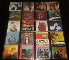 CDS ORIGINALES SALSA. GUAGUANCO, FANIA, COTIQUE, VAYA, TICO, ALEGRE, RECORDS.
