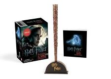 HARRY POTTER - HERMIONE´S WAND WITH STICKER KIT (NEU)
