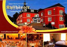 Großharthau , Hotel Kyffhäuser, Ansichtskarte , ungelaufen