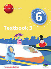 Abacus Evolve Framework Edition Year 6/P7 Textbook 3 by Pearson Education...