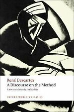 Oxford World's Classics Ser.: A Discourse on the Method by Rene Descartes...