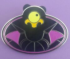 DISNEY VILLAINS CAST  WHAT'S MY NAME? BADGES MALEFICENT MYSTERY PIN