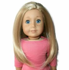 """American Girl Doll Size Custom Wig 10-11"""" - Fits Kailey Julie Truly Me JLY 22 63"""