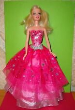 poupee barbie magie de la mode film 2 en 1