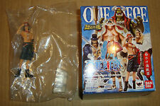 SUPER MODELING SOUL ONE PIECE WHITE BEARD PIRATES: PORTGAS.D.ACE - BANDAI