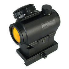 BUSHNELL AR731306 AR OPTICS 1X25 TRS-25 HIRISE RED DOT SIGHT MATTE 3 MOA RED DOT