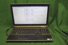 Dell Latitude E6530  i7-3720QM 2.60GHz /8GB/320GB/ Nvidia 5200/Backlit KB #4674