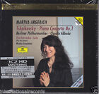 """""""Martha Argerich Tchaikovsky Piano Concerto No.1"""" Limited Numbered Japan K2HD CD"""