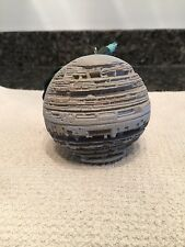 2002 Star Wars Hallmark Death Star Ornament