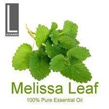 MELISSA LEAF 100% PURE ESSENTIAL OIL 100ML AROMATHERAPY
