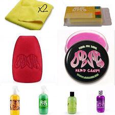 Dodo Juice lavado, polaco, cera y mantener Kit-Hard Candy