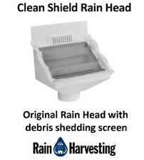 Rain Harvesting Leaf Eater Original with Clean Shield 90mm/100mm- Free Delivery