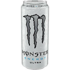 12 dosis de monstruo ultra White energy drink a 500ml Inc. depósito Energy Drink