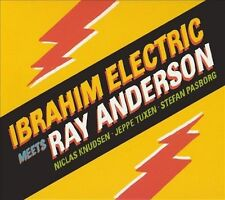 Ray Anderson & Ibrahim Electric - Denmark CD