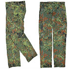 Original german army pants Bundeswehr camo flecktarn NEW Size: XXL 40/32 Quality