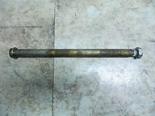 08 Suzuki M109R M 109 R VZR 1800 Boulevard rear back axle shaft bolt