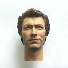Dirty Harry 1/6 Insp. Harry Callahan HEADPLAY Clint Eastwood headsculpt