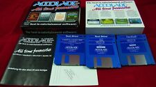 Atari ST: test Drive, mean 18 Ultimate golf, Hardball, Pike! accolade's Mean 18 Famous