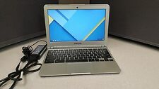 "Samsung Chromebook 11.6"" (16GB, Exynos 5 Dual, 1.7GHz, 2GB) Notebook (Grade B)"