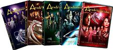 Andromeda The Complete Series - Seasons 1 2 3 4 5 Gene Roddenberry DVD Set NEW