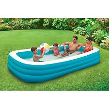 "Play Day 120"" Deluxe Family Pool NEW"