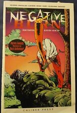 NEGATIVE BURN #14  Flaming Carrot FN