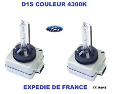 AMPOULES XENON D1S  FORD C-MAX  FOCUS GALAXY 35W 4300K NEUF