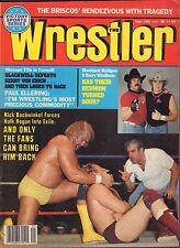 The Wrestler September 1983 Nick Bockwinkel, Hulk Hogan 110916DBE