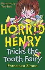 Horrid Henry Story Book - HORRID HENRY TRICKS THE TOOTH FAIRY - NEW
