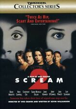 Scream 2 [Deluxe Collector's Series] (2011, REGION 1 DVD New) FRA DUB/SPA SUB