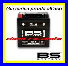 Batteria BS SLA Gel PIAGGIO VESPA PX 150 E Disco 02 03 pronta all'uso 2002 2003