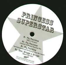 PRINCESS SUPERSTAR - My machine (Tommie Sunshine, Junior Sanchez rmx) - Studio !