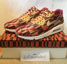 Nike Air Max 90 roundel metro de Londres Talle Us12 uk11 acquard 651322-106 2013