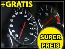 BMW E38 E39 X5 E53 CHROM TACHORINGE TACHOMETER CHROM RINGE **NEU SET **