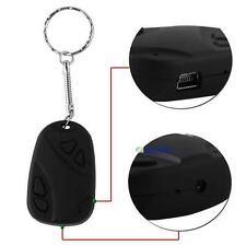 Mini 808 Car Key Chain Micro Camera HD 720P H.264 Pocket Camcorder Hidden Cam BA